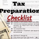 Shalini Gupta & Associates, PA's 2017 Tax Preparation Checklist