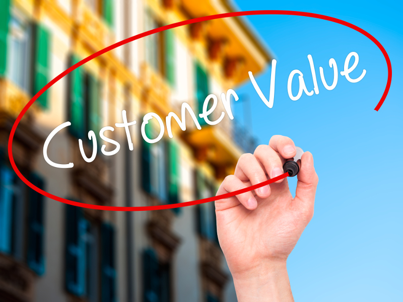 Customer Value Represents The True Value For A Business In Columbia, MD