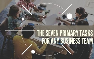 The Seven Primary Tasks For Any Columbia, MD Business Team