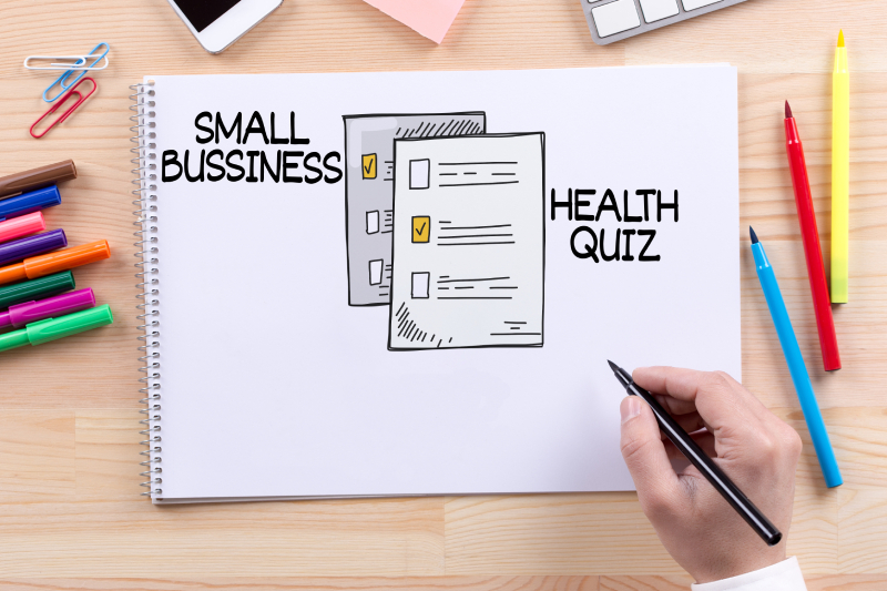 My Columbia, MD Small Business Health Quiz (Part 1)